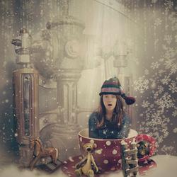 Bewerking: Magical Snow Machine ...