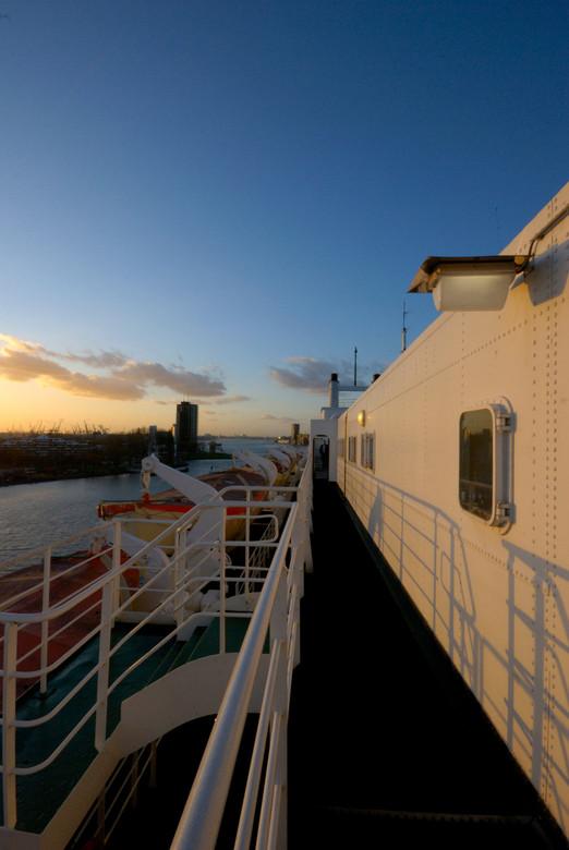 SS Rotterdam 2 - foto's van de Rotterdam