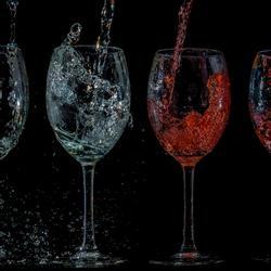 Wijnglazen...........