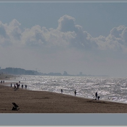 Skyline Kuststrook Oostende
