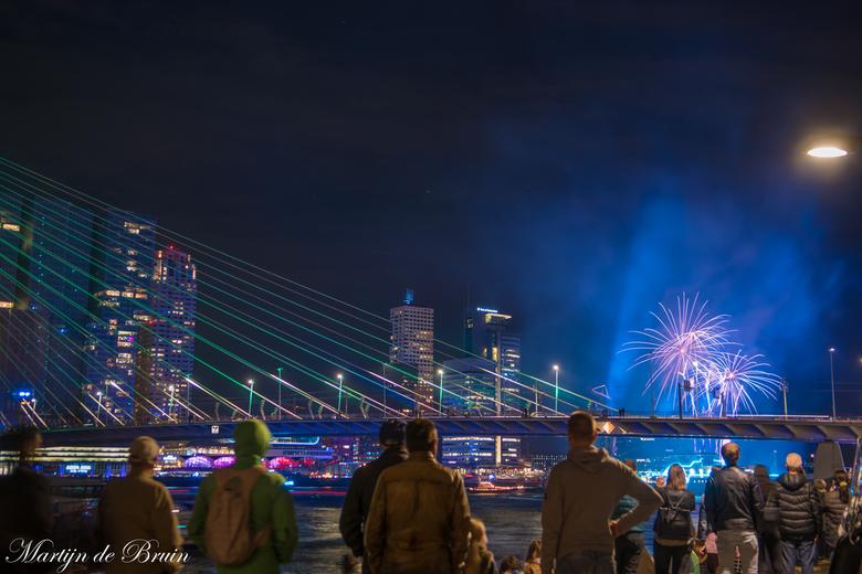 Fireworks  - Tijdens de wereldhavendagen van 2018