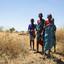 Masai kinderen
