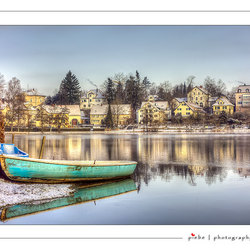 Bootje bij Bad Waldsee