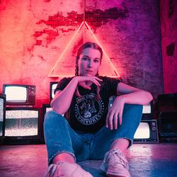 Neon Portret - Timothy De Ridder