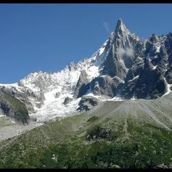 La Mer de Glace,Chamonix Frankrijk