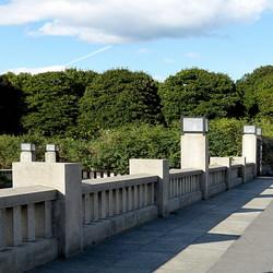 Beeldenpark in Oslo.