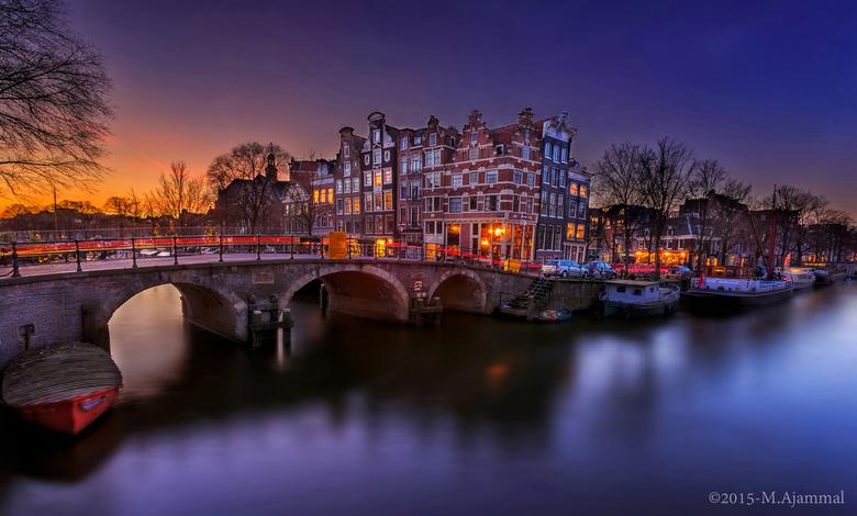 Brouwersgracht - Brouwersgracht - Amsterdam <br /> <br /> Info : F16 Iso 50