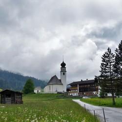 P1390726 Wildschonau LAATSTE Thierbach 1175 m  11juni 2016