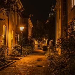 Zutphen at night