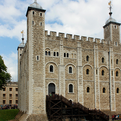 Aangepaste Tower of London