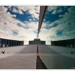 Opera House - Oslo - Noorwegen