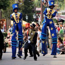 Parade in Slagharen