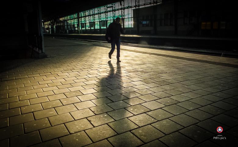station Haarlem -