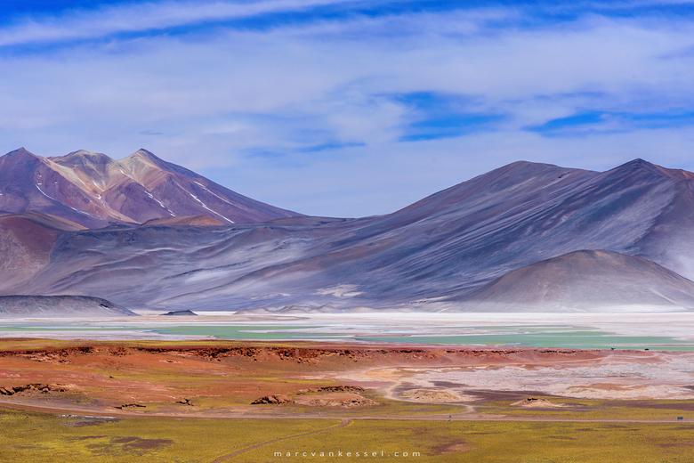 Salar de Talar, Chili -