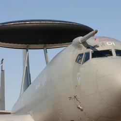 RAF E-3 Sentry