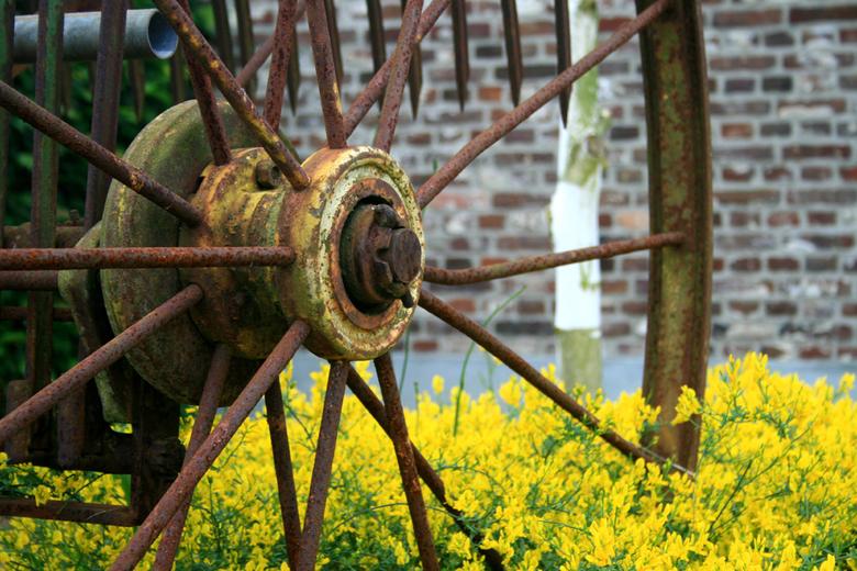 """De Locht - Gefotografeerd in het kleine, maar leuke openluchtmuseum """"De Locht"""" in Melderslo. Ben benieuwd naar jullie commentaar. Groetjes,"""