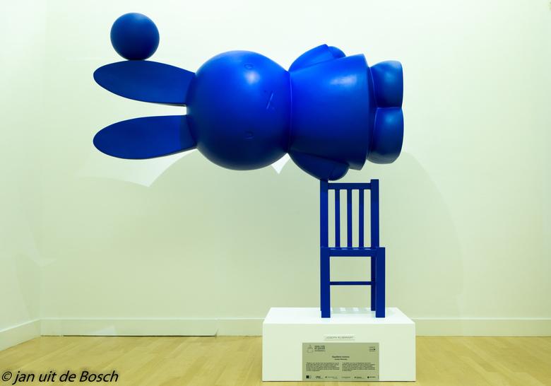 kunstwerk   .Joseph KLIBANSKY - vanaf  28 januarie   in museum de Fundatie    te Zwolle