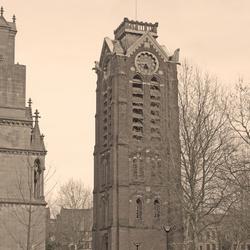 Oude kerktoren Lille