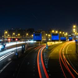 Het verkeer van Amsterdam