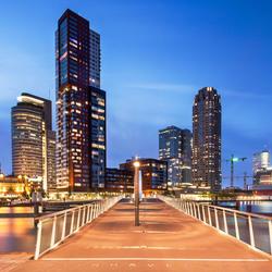 Rijnhavenbrug Rotterdam