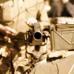 .30 machinegeweer, The Final Push Eelde