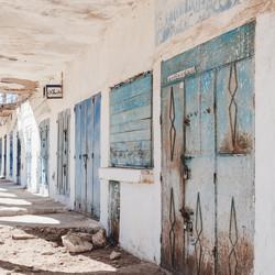 Kustplaatsje in Marokko