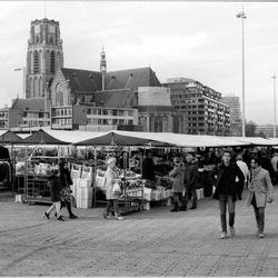 De Markt in Rotterdam