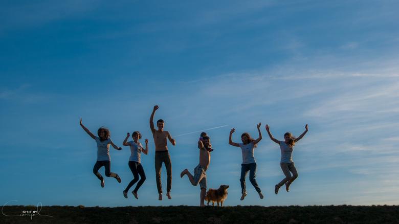 Happy Family - Nog eentje van de family shoot in Duitsland.