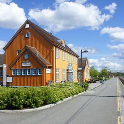 Station Oppdal