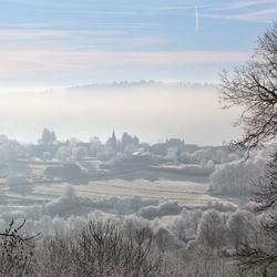 Winters mist plaatje