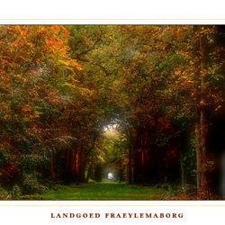 Landgoed Fraeylemaborg  (3400 ste)
