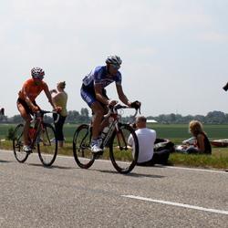Tour de France, de kopgroep