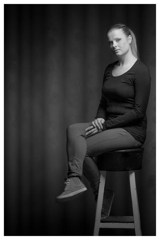 Eva klassiek - deze foto heb ik ook afgelopen zondag gemaakt.<br /> Klassieke portretten vind ik zelf heel mooi om te maken.