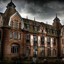 Verlaten Hotel-Casino