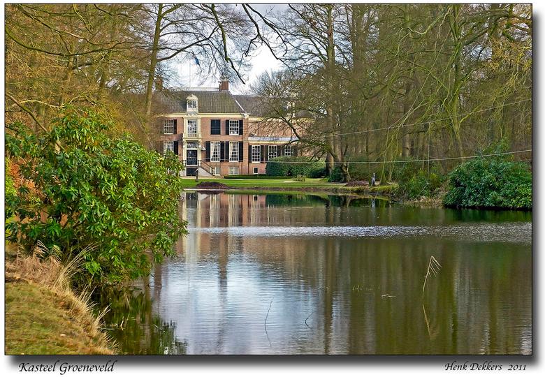 Kasteel Groeneveld - Geen denderend weer, toch maar naar kasteel Groeneveld in Baarn om de nieuwe Sony Alpha NEX-5 te testen. Gekocht als kleine camer
