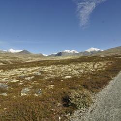 Herfst in Rondane