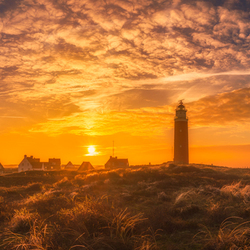 Texel sunset