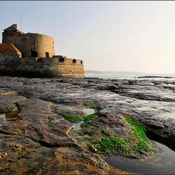 17de eeuws Fort Vauban / Ambleteuse