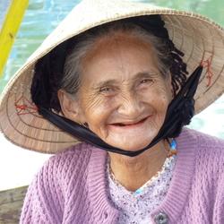 Op je oude dag in Vietnam