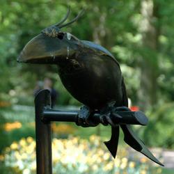 Kunst vogel 2