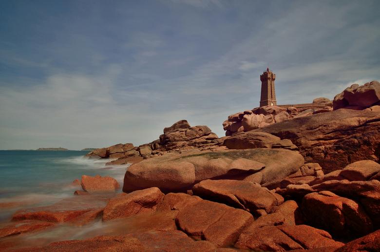 le phare - laatste voor een paar weken ga naar turkije wat van de zon genieten.