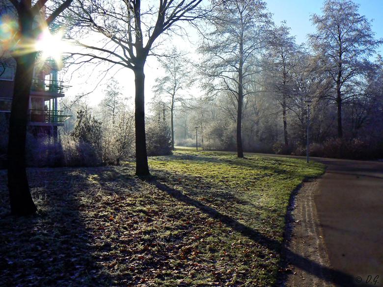 Crystal White 4 - 22 december Hoogeveen<br /> <br /> En toen, op 22 december, werd het alleen nog maar beter. De zon kwam achter de wolken vandaan e