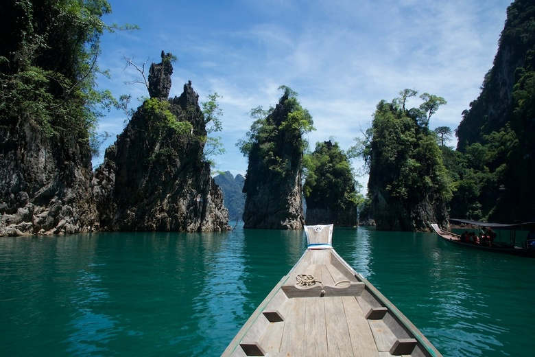 Thailand, Rachaprabha Lake