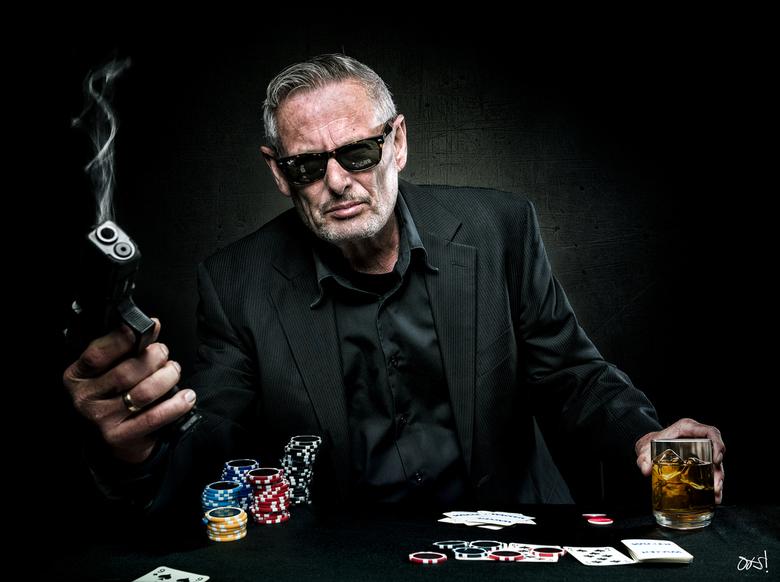 "Pokerface! - Don&#039;t cheat with me! <img  src=""/images/smileys/smile.png""/><br /> <br /> Model Harm vriend van me Thx!"