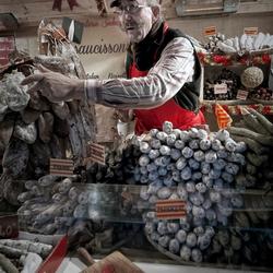 Paris - Kerstmarkt