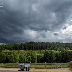 Onweer in Zweden 2.0