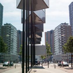 Spiegeltje spiegeltje in de stad wie is mooie van Roterdam