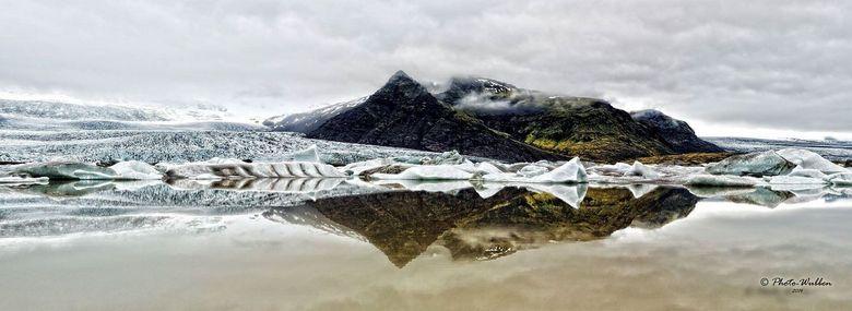 Fjallsarlon, IJsland