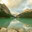 Het meest gefotografeerde meer in Canada