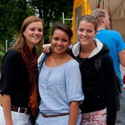 zomaar 3 dames in Groningen